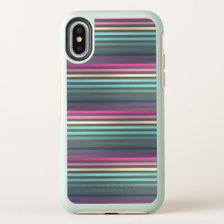 Strand Noir OtterBox Symmetry iPhone X Hülle
