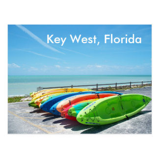 Strand-Ozean-Postkarten-Foto Key West Florida Postkarte