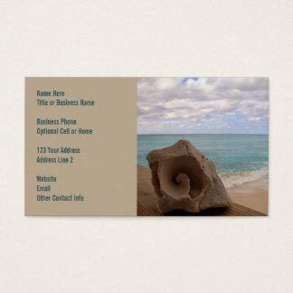 Strand-Paradies des Seashell-| Visitenkarte