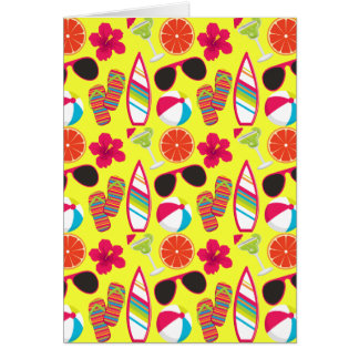 Strand-Party drehen Reinfall-Sonnenbrillen Karte
