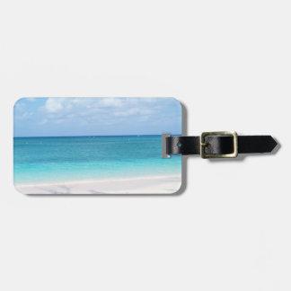 Strand-Reise-Gepäckanhänger Kofferanhängern