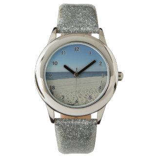 Strand-Schönheit Armbanduhr