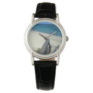 Strand-Schritte zu den goldenen Sanden, Armbanduhr