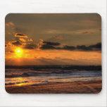 Strand-Sonnenaufgang Mousepads