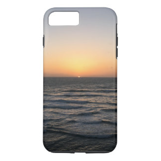 Strand-Sonnenuntergang iPhone 7/6 Plus iPhone 8 Plus/7 Plus Hülle