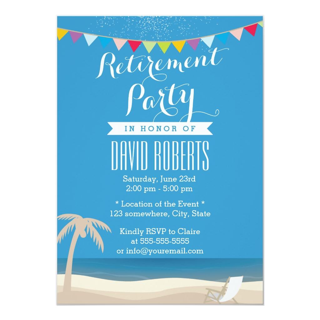 Strand-Hochzeit Einladung Wording