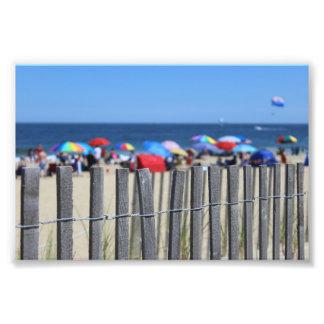Strand-TagesFoto-Druck Photos