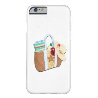 Strand-Taschen-Bingokopie Barely There iPhone 6 Hülle