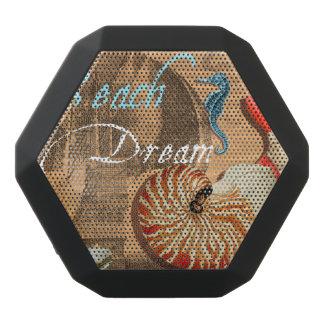 Strand-Traum Schwarze Bluetooth Lautsprecher