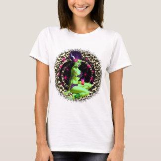 Strand-umfassendes Brautt-stück T-Shirt
