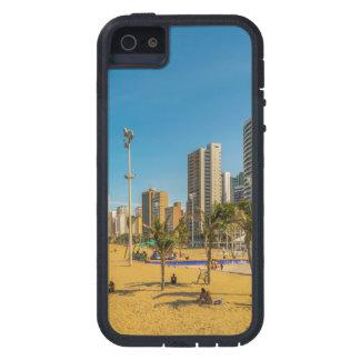 Strand und Gebäude von Fortaleza Brasilien Etui Fürs iPhone 5