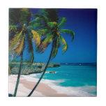 Strand-untere Bucht Barbados Keramikfliese