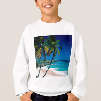 Strand-untere Bucht Barbados Sweatshirt