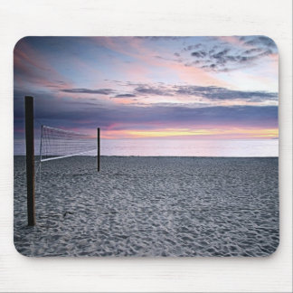 Strand-Volleyball Mousepad