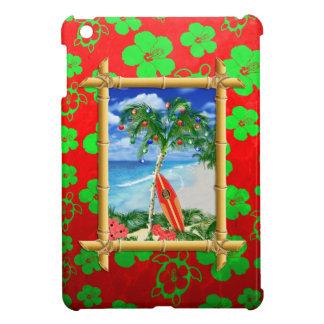 Strand-Weihnachten iPad Mini Hülle