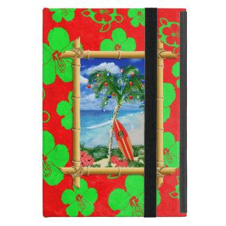 Strand-Weihnachten iPad Mini Schutzhülle