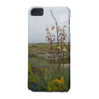 Strand-Wolken und Wildblumen - Eichen-Insel, NC iPod Touch 5G Hülle