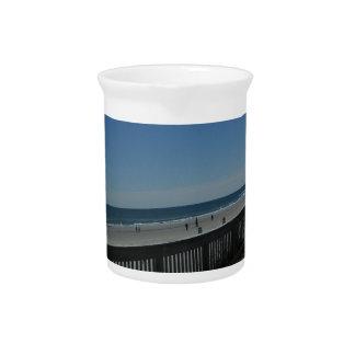 Strand-Zeit Getränke Pitcher