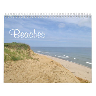 Strände Kalender