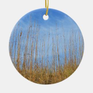 Strandhafer durch Shirley Taylor Keramik Ornament