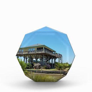 Strandhaus Acryl Auszeichnung