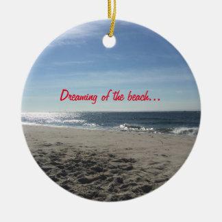 Strandverzierung Keramik Ornament