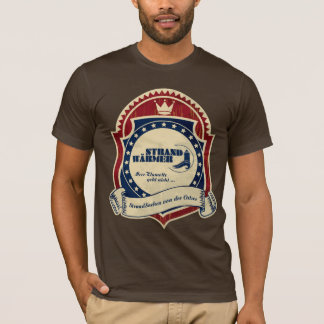 Strandwärmer Beachwear Logo T-Shirt