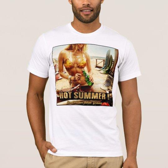 """StrandWärmer """"Hot Summer"""" FullPrint T-Shirt"""