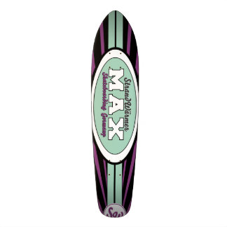 StrandWärmer Longboard MAX Personalisierte Skateboards