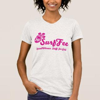 "StrandWärmer ""SURF FEE"" T-Shirt"