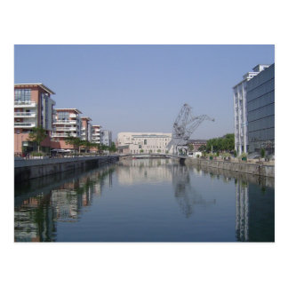 Strasbourg by day postkarte
