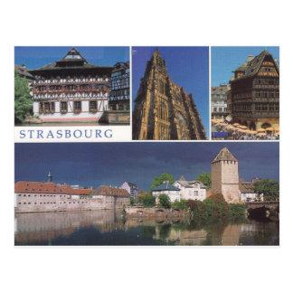 Straßburg #2 - Postkarte