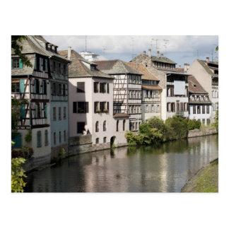 Straßburg, Frankreich 2 Postkarte