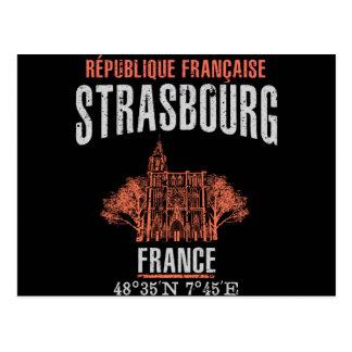 Straßburg Postkarte