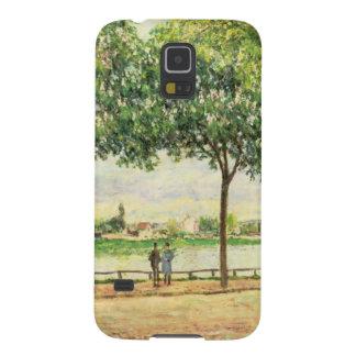 Straße Alfred Sisleys | der spanischen Samsung S5 Hüllen