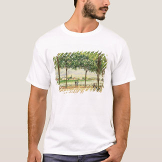 Straße Alfred Sisleys   der spanischen T-Shirt