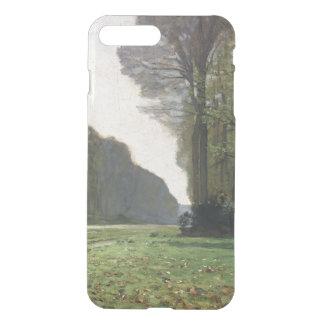 Straße Claude Monets | zu Bas-Breau, Fontainebleau iPhone 8 Plus/7 Plus Hülle