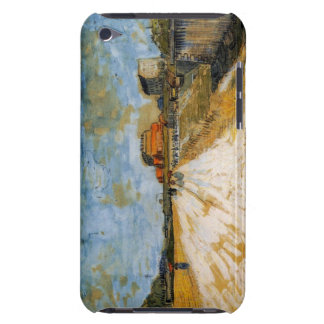Straße, die neben dem ParisRampart durch Van Gogh  Barely There iPod Etuis