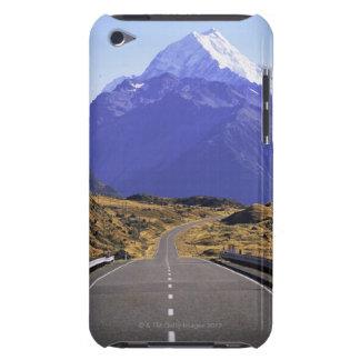 Straße in Berg-Koch-Nationalpark, Neuseeland iPod Touch Etuis