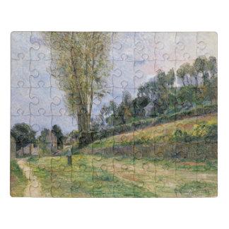 Straße in Rouen Puzzle