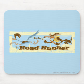 STRASSE RUNNER™ gejagt durch Wile E. Coyote Mousepad