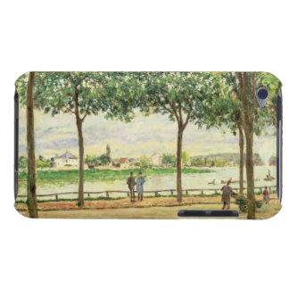 Straße spanischer Kastanienbäume durch den Fluss,  Barely There iPod Case