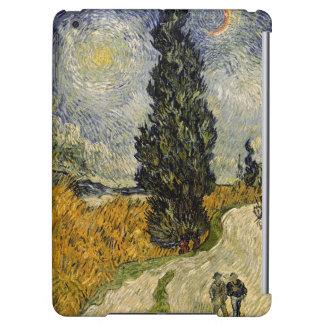Straße Vincent van Goghs | mit Zypressen, 1890