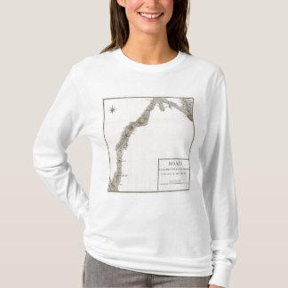Straße vom Kalkstein nach Frankfort T-Shirt