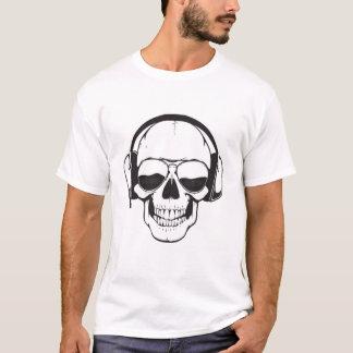 Straße Wize Kleidung (Musik-Schädel) T-Shirt