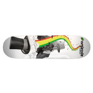 Straße zur Freundschaft Individuelle Skateboarddecks