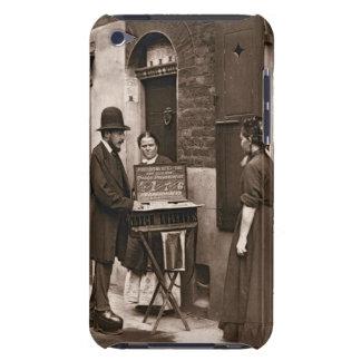 Straßen-Doktor, 1876-77 (woodburytype) iPod Case-Mate Hüllen