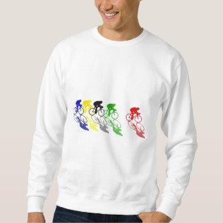 Straßen-Fahrrad-Straßenrennen-Radfahren Sweatshirt