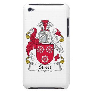 Straßen-Familienwappen Case-Mate iPod Touch Case