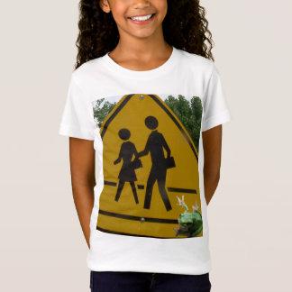 Straßen-Kröte T-Geschichten T - Shirt